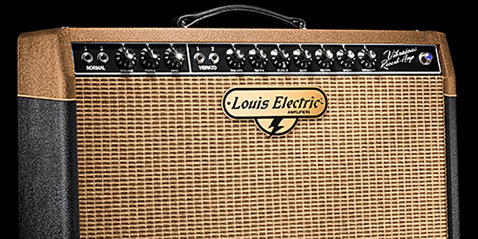Louis Electric Evertone Reverb