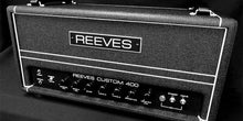 Load image into Gallery viewer, Reeves Custom 400 Bass Amp