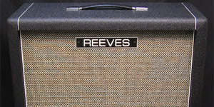 Reeves Guitar Cabinets