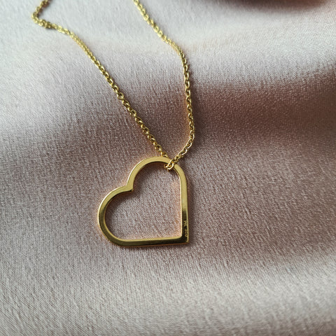 "Necklace ""Heart"""