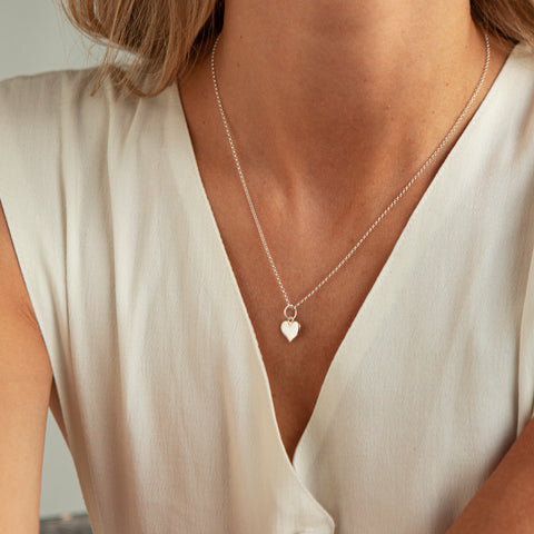 Little heart necklace