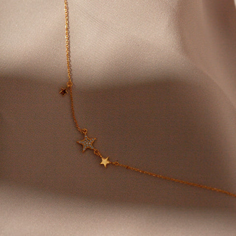 "Necklace ""Stars"""