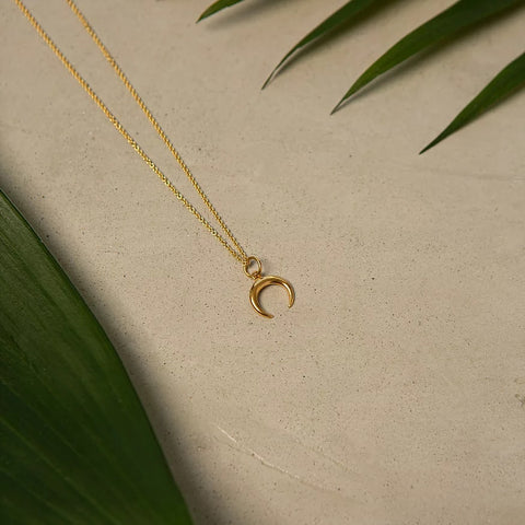 "Necklace ""Moon"""
