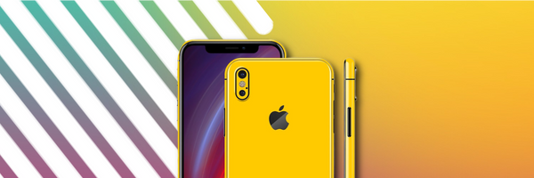 iPhone X Skins by EasySkinz