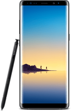 Samsung Galaxy NOTE 8 Skins by EasySkinz