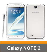 Samsung Galaxy NOTE 2 skins by EasySkinz