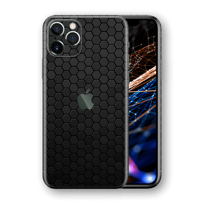 iPhone 11 PRO SIGNATURE FACETED Honeycomb Skin, Wrap, Decal, Protector, Cover by EasySkinz | EasySkinz.com