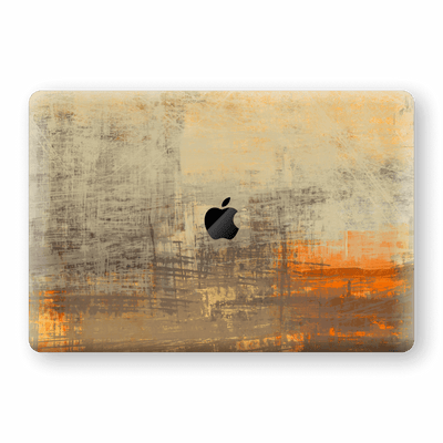 "MacBook Pro 15"" Touch Bar Print Custom Signature HARVEST Art Skin Wrap Decal by EasySkinz"