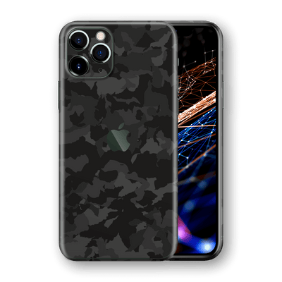 iPhone 11 PRO SIGNATURE Camouflage DARK SLATE Skin, Wrap, Decal, Protector, Cover by EasySkinz | EasySkinz.com