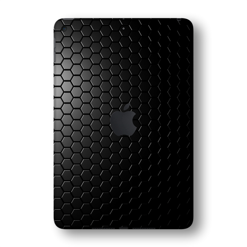 iPad MINI 5 (5th Generation 2019) SIGNATURE Abstract HONEYCOMB Skin Wrap Sticker Decal Cover Protector by EasySkinz