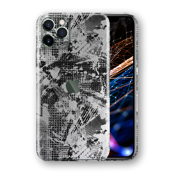 iPhone 11 PRO Print Printed SIGNATURE Abstract Grunge Skin, Wrap, Decal, Protector, Cover by EasySkinz | EasySkinz.com