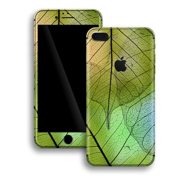 iPhone 8 PLUS Print Custom Signature Nature Skin Wrap Decal by EasySkinz