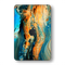 iPad MINI 5 (5th Generation 2019) SIGNATURE Alcohol Ink Art Skin Wrap Sticker Decal Cover Protector by EasySkinz