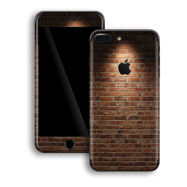 iPhone 8 PLUS Print Custom Signature The Wall Skin Wrap Decal by EasySkinz