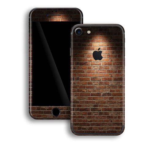 iPhone 7 Print Custom Signature The Wall Skin Wrap Decal by EasySkinz