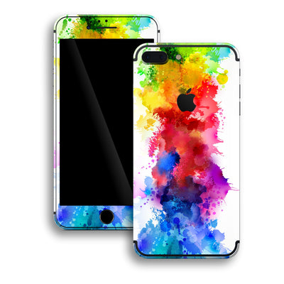iPhone 7 PLUS Print Custom Signature Watercolour Skin Wrap Decal by EasySkinz