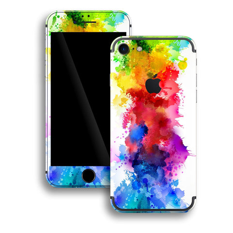 iPhone 7 Print Custom Signature Watercolour Skin Wrap Decal by EasySkinz