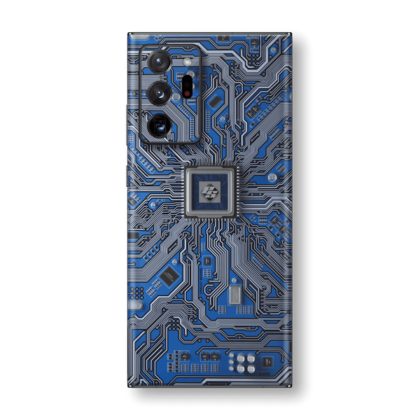 Samsung Galaxy NOTE 20 ULTRA Print Custom SIGNATURE PCB BOARD Skin, Wrap, Decal, Protector, Cover by EasySkinz | EasySkinz.com