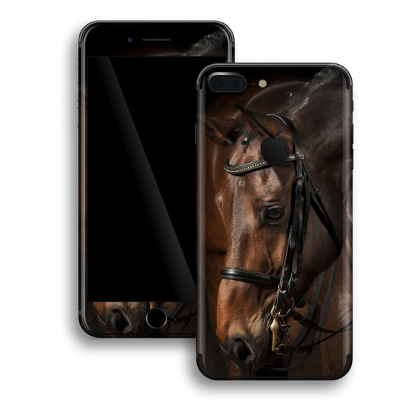 iPhone 8 PLUS Print Custom Signature Horse Skin Wrap Decal by EasySkinz