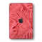 iPad MINI 5 (5th Generation 2019) SIGNATURE AMARANTH Tropical Leaf Skin Wrap Sticker Decal Cover Protector by EasySkinz