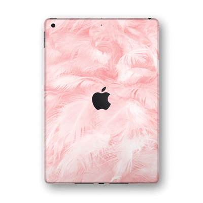 "iPad 10.2"" (8th Gen, 2020) SIGNATURE Pink FEATHER Skin Wrap Sticker Decal Cover Protector by EasySkinz"