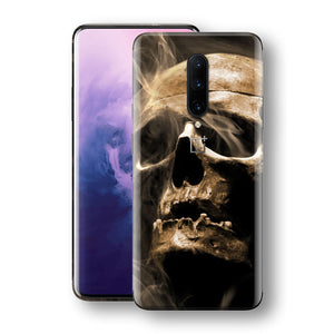 OnePlus 7 PRO Print Custom Signature Voodoo Skull Skin Wrap Decal by EasySkinz