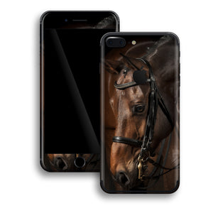 iPhone 7 PLUS Print Custom Signature Horse Skin Wrap Decal by EasySkinz