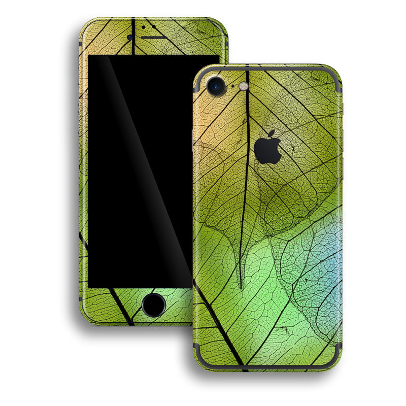 iPhone 7 Print Custom Signature Nature Skin Wrap Decal by EasySkinz