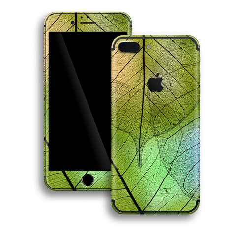 iPhone 7 PLUS Print Custom Signature Nature Skin Wrap Decal by EasySkinz