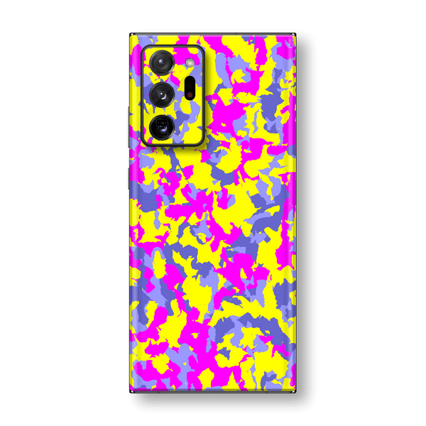 Samsung Galaxy NOTE 20 ULTRA Print Printed Custom SIGNATURE Candy Camo Skin Wrap Sticker Decal Cover Protector by EasySkinz