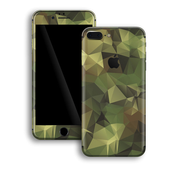 iPhone 8 PLUS Print Custom Signature Camouflage Skin Wrap Decal by EasySkinz