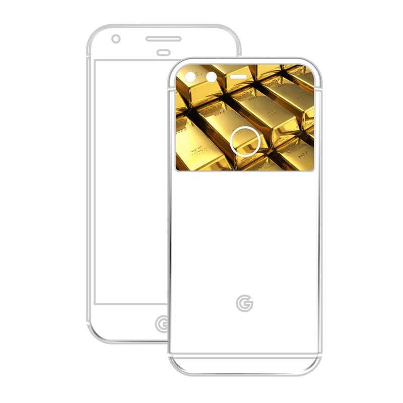 Google Pixel XL DIAMOND GOLD Skin