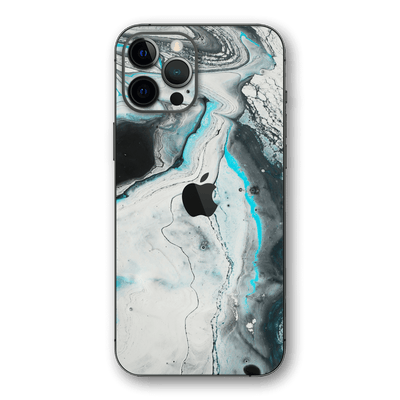 iPhone 12 PRO SIGNATURE GLACIER Cave Skin, Wrap, Decal, Protector, Cover by EasySkinz | EasySkinz.com