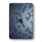 iPad MINI 5 (5th Generation 2019) SIGNATURE Blue HEXAGON Skin Wrap Sticker Decal Cover Protector by EasySkinz