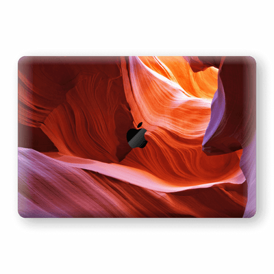 "MacBook Pro 15"" Touch Bar Print Custom Signature CANYON Skin Wrap Decal by EasySkinz - Design 2"