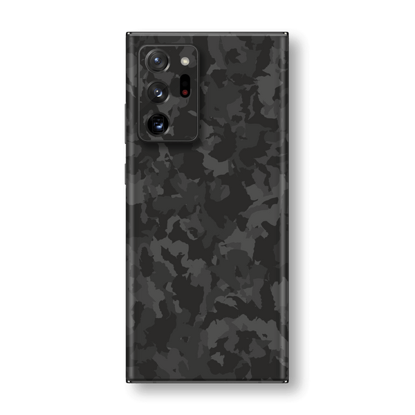 Samsung Galaxy NOTE 20 ULTRA Print Printed Custom SIGNATURE Camouflage DARK SLATE Skin Wrap Sticker Decal Cover Protector by EasySkinz