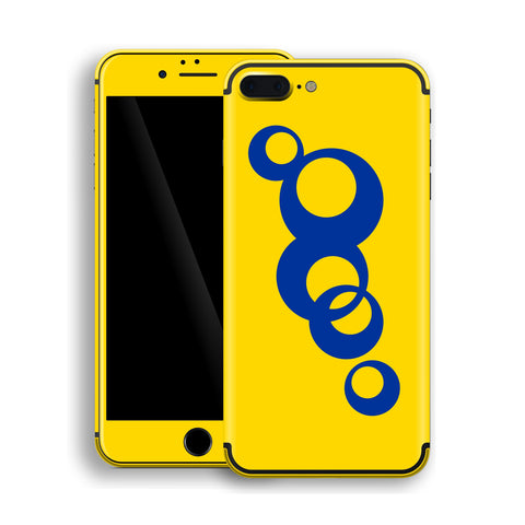 iPhone 7 Plus Bubbles Sign Custom Design Skin, Wrap, Decal, Protector, Cover by EasySkinz | EasySkinz.com
