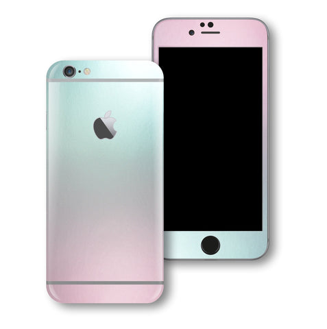 iPhone 6 Chameleon Amethyst Matt Matte Metallic Skin Wrap Sticker Cover Protector Decal by EasySkinz