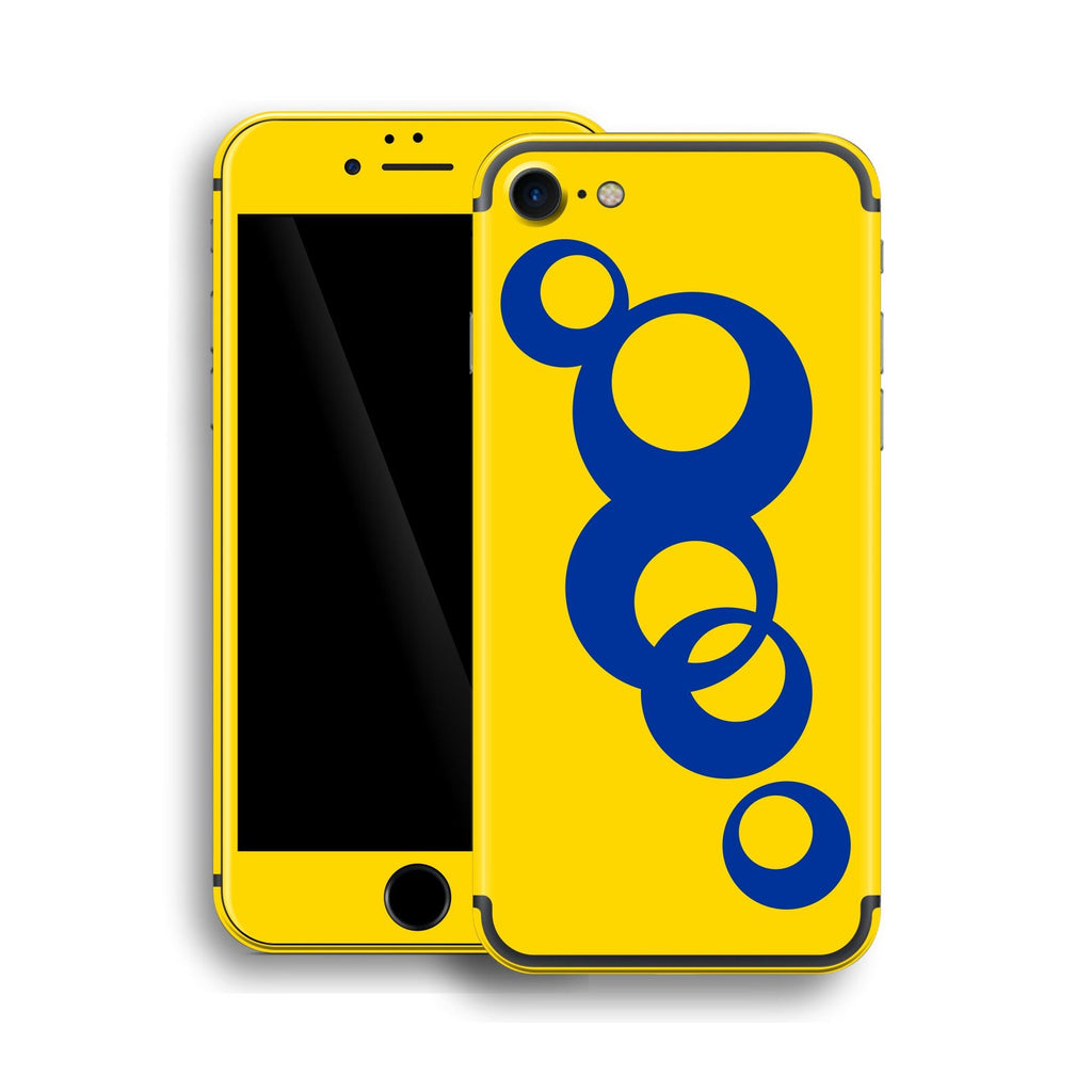 iPhone 7 Bubbles Sign Custom Design Skin, Wrap, Decal, Protector, Cover by EasySkinz | EasySkinz.com