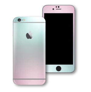 iPhone 6 Plus Chameleon Amethyst Matt Matte Metallic Skin Wrap Sticker Cover Protector Decal by EasySkinz