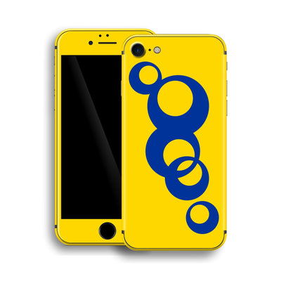 iPhone 8 Bubbles Sign Custom Design Skin, Wrap, Decal, Protector, Cover by EasySkinz | EasySkinz.com