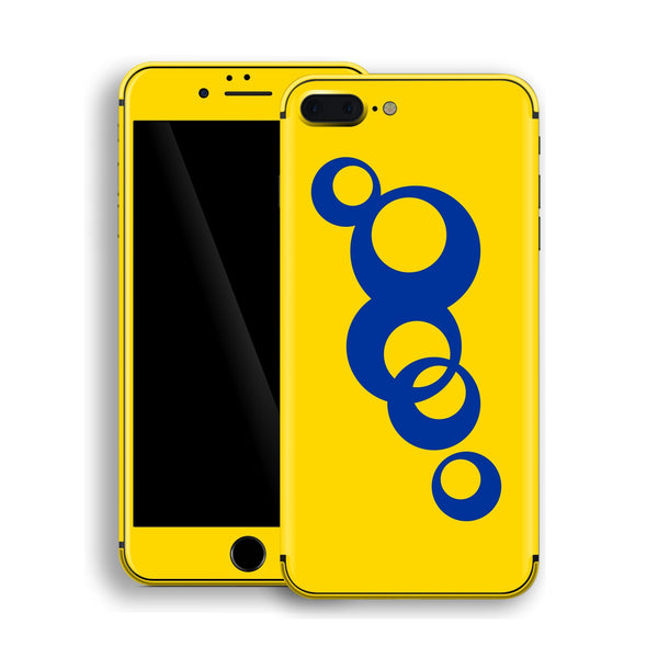 iPhone 8 Plus Bubbles Sign Custom Design Skin, Wrap, Decal, Protector, Cover by EasySkinz | EasySkinz.com
