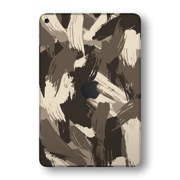 iPad MINI 5 (5th Generation 2019) SIGNATURE Camouflage DESERT Skin Wrap Sticker Decal Cover Protector by EasySkinz