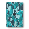 iPad MINI 5 (5th Generation 2019) SIGNATURE Camouflage Turquoise Skin Wrap Sticker Decal Cover Protector by EasySkinz
