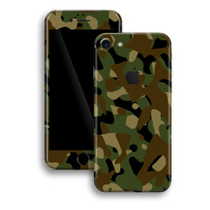 iPhone 8 Print Custom Signature CLASSIC Camouflage Skin Wrap Decal by EasySkinz