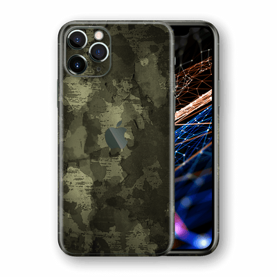 iPhone 11 PRO SIGNATURE MURAL CAMO Skin, Wrap, Decal, Protector, Cover by EasySkinz | EasySkinz.com