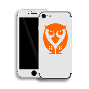 iPhone 7 Owl Custom Design Edition Skin Wrap Decal Protector Cover | EasySkinz
