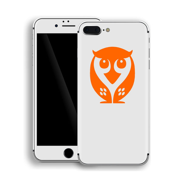 iPhone 8 Plus Owl Custom Design Edition Skin Wrap Decal Protector Cover | EasySkinz