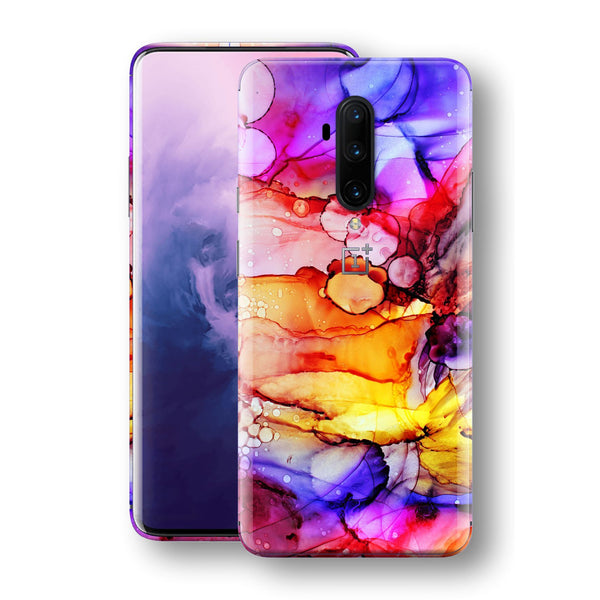 OnePlus 7T PRO Print Custom SIGNATURE Murano Painting Skin, Wrap, Decal, Protector, Cover by EasySkinz | EasySkinz.com