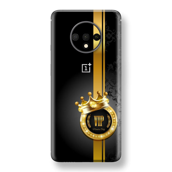 OnePlus 7T Print Custom SIGNATURE VIP Ribbon Skin, Wrap, Decal, Protector, Cover by EasySkinz | EasySkinz.com